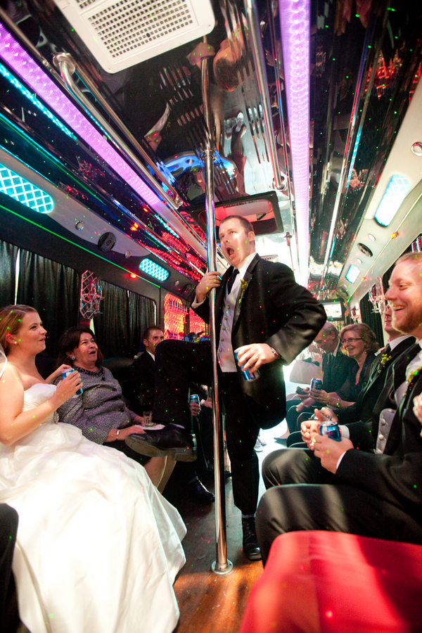 San Go Party Bus Als Limo In